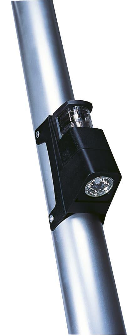 Top -/Deklicht 8505 Hella zwart 12V