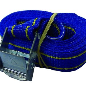 Spanband blauw