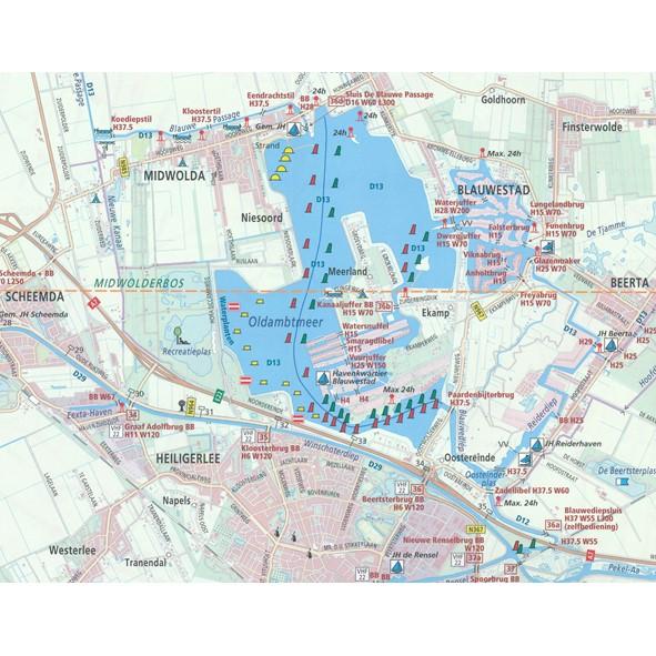 waterkaart